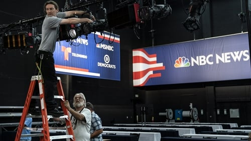 The first of the two ten-person debates takes place in Miami tonight