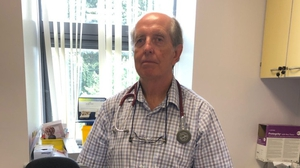 Dr Paud O'Regan is a consultant physician at South Tipperary General Hospital in Clonmel