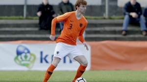 Sepp van den Berg is Liverpool's first signing of the summer.