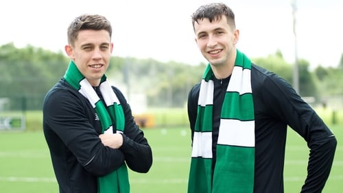 Gary O'Neill and Neil Farrugia have joined Shamrock Rovers