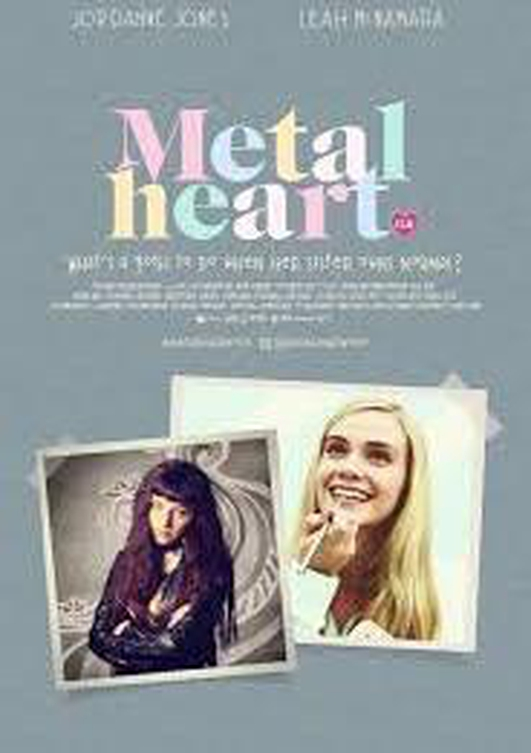 """Metal Heart"", a film by Hugh O'Conor and Paul Murray"