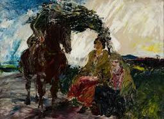 """Life Above Everything: Lucien Freud and Jack B Yeats"", a landmark exhibition at IMMA"