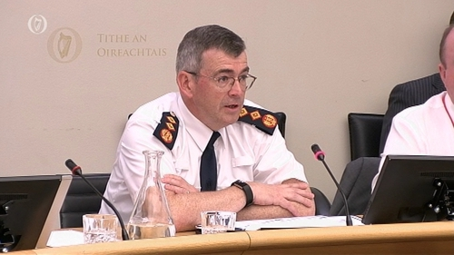 Drew Harris said drug-fuelled crime, repeat offending and mental health issues can only be dealt with by a multi-agency response
