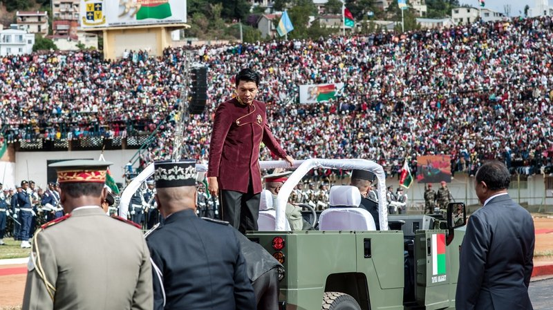 16 dead in crush at Madagascar independence day rally