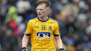 Paul Carey kicked 1-04 for Roscommon