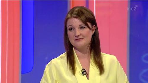 Lisa Fallon worked at Cork City as part of John Caulfield management team