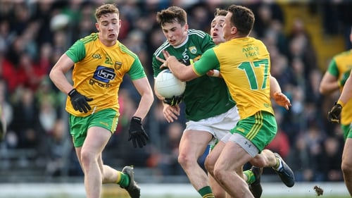 Donegal and Kerry meet at Croke Park in July