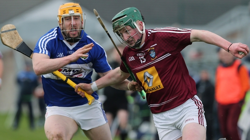 Laois and Westmeath will contest Sunday's Joe McDonagh Cup final