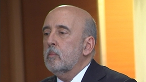 Gabriel Makhlouf is due to take up his role at the Central Bank of Ireland in September