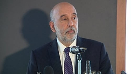 The Central Bank's new Governor Gabriel Makhlouf starts in Dublin this week