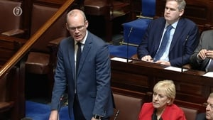 Simon Coveney said new legislation had been introduced to change structures within the greyhound industry