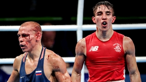 Conlan was controversially defeated by the Russian at the 2016 Olympics