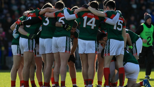 Mayo face Monaghan's conquerors Down