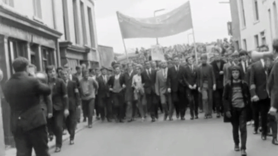 Strabane Civil Rights march (1969)