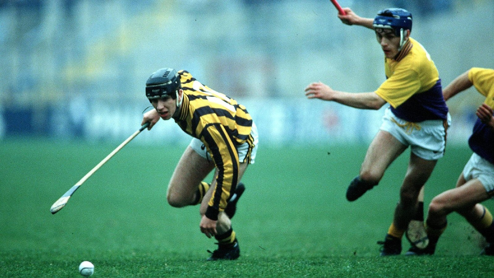 Image - DJ Carey tormented Wexford in the early 1990s, scoring goals against them in 91, 92 and 93