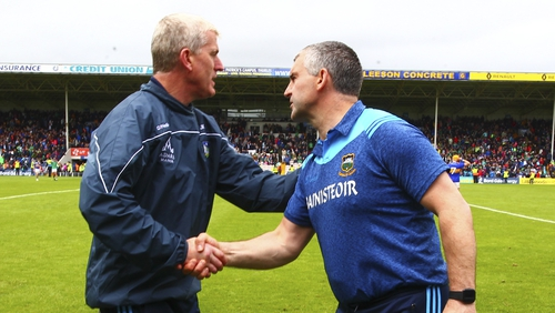 Kiely and Sheedy go to battle for the second consecutive game