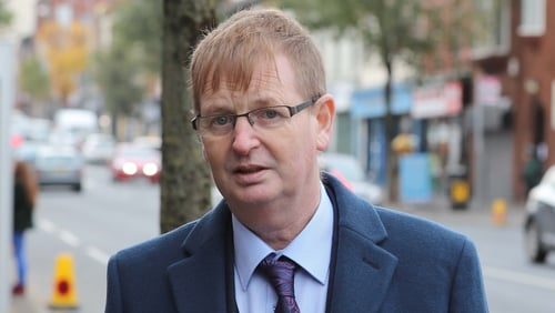 Willie Frazer founded Families Acting for Innocent Relatives (Fair) in 1998