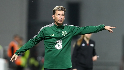 Colin Bell will leave Ireland to take up a role as Huddersfield Town assistant manager