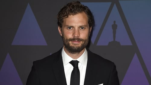 Jamie Dornan is going for comedy!