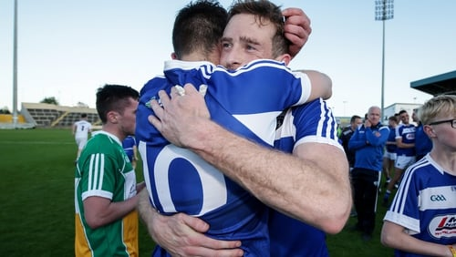 Laois overcame neighbours Offaly to book their place