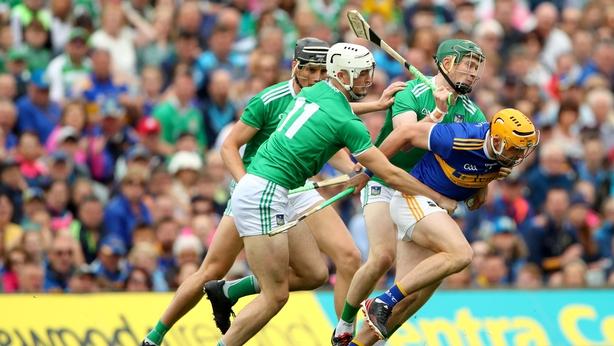 Physical edge helping Limerick over line - Tobin