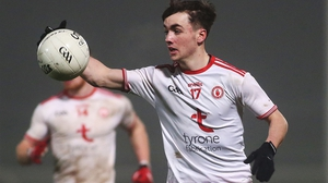 Darragh Canavan was among the goals for Tyrone