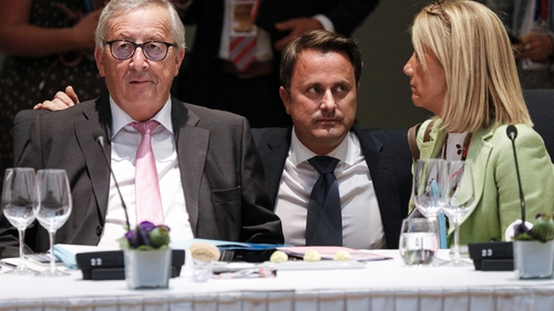 European Union summit suspended over leadership stalemate