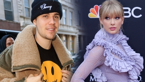 War of words - Justin Bieber and Taylor Swift
