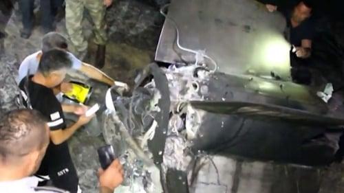Explosion occurred around 1am local time, 20km northeast of Nicosia