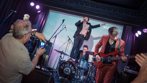 Otherkin performing live at the South Wind Blows special in Lost Lane