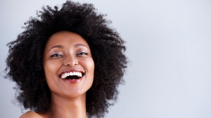 """""""The chemical process commonly known as relaxer will change your natural texture,"""" says Charlotte Mensah."""