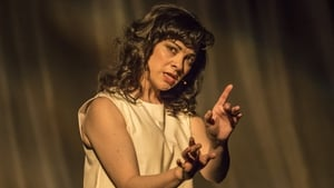 Camille O'Sullivan stars in the Gate On Tour production of The Rape of Lucrece