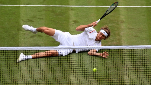 The All England Lawn Tennis Club  is eager to enhance the grass swing of the season