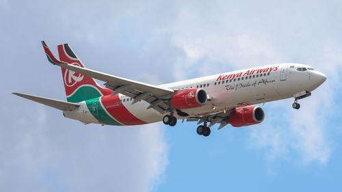 Body Of Suspected Stowaway Falls From Kenya Airways Plane Into Garden