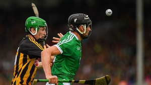 Action from last year's Kilkenny-Limerick quarter-final