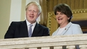 DUP hold meeting with Boris Johnson at Downing Street