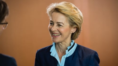 Ursula von der Leyen will need to be approved by a simple majority of the European Parliament to become the next European Commission president