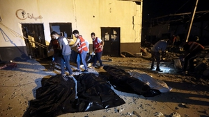 Libya's UN-backed government and rebel militias have blamed each other for the attack
