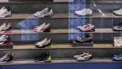 Nike said it 'regularly make business decisions to withdraw initiatives, products and services'