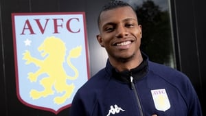 Wesley Moraes has joined Aston Villa