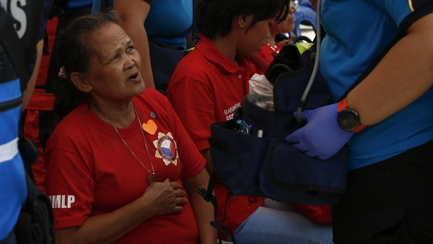 Mass food poisoning outbreak at 90th birthday party of Imelda Marcos