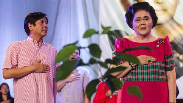 More than 240 people fall ill at Imelda Marcos' 90th birthday party