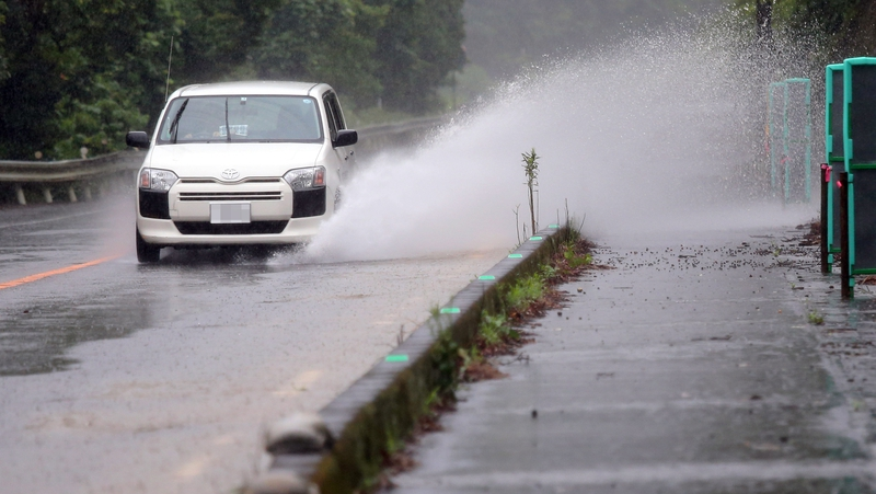 Japan orders over one million to evacuate due to rain