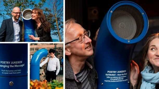 Poetry Jukebox comes to Dublin