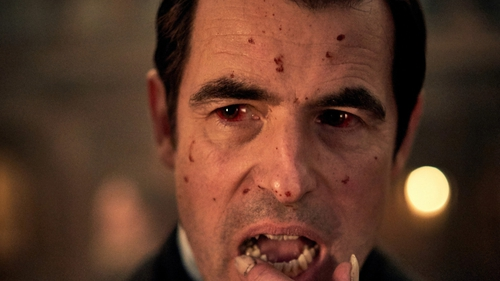 """Claes Bang as Dracula - """"I realise that there's a lot to live up to with all the amazing people that have played him over the years"""""""