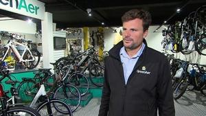 Electric bike retailer Green Aer co-founder Olivier Vander Elst