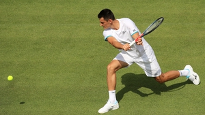 Bernard Tomic has been accused of not trying as much as he could
