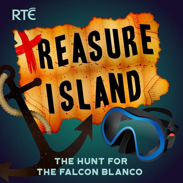 treasure island podcast