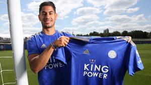 Perez is Leicester's second signing of the summer