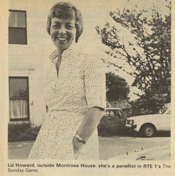 Liz Howard, RTÉ Guide 20 July 1979